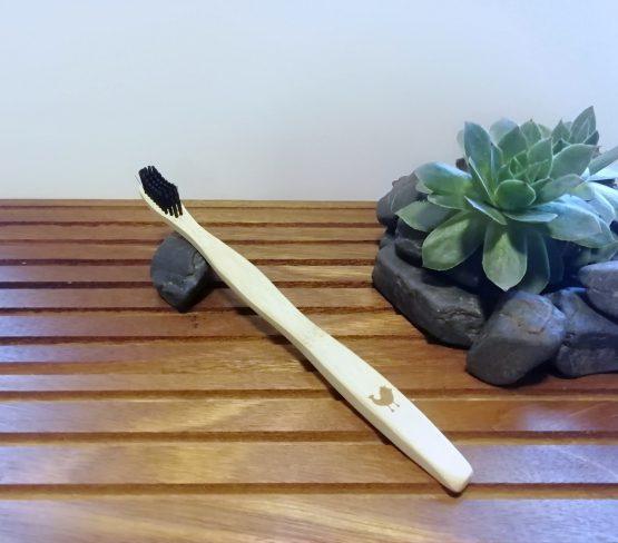 Zahnbürste Bambus