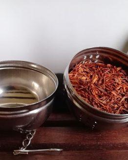 Tee-Ei aus Edelstahl