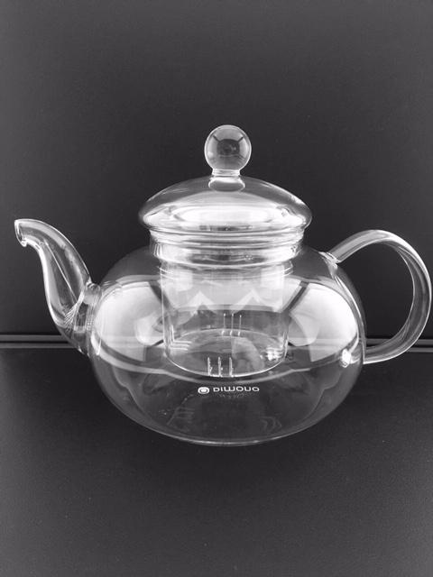 Teekanne für eine schnelle Teezubereitung