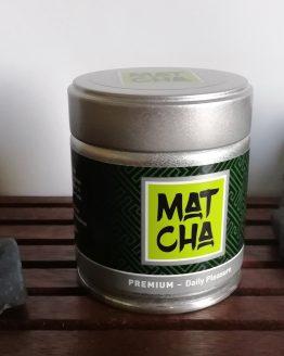 Bio Matcha Tee Premium