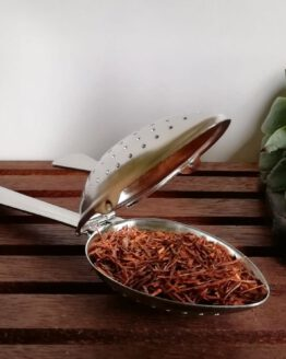Teebrühlöffel aus Edelstahl